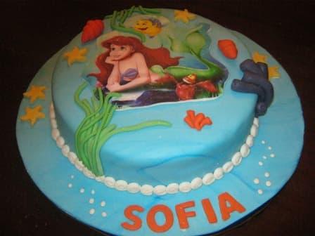 Torta de Tematica Princesas | Imágenes de Torta de Princesas - Cod:PRC14