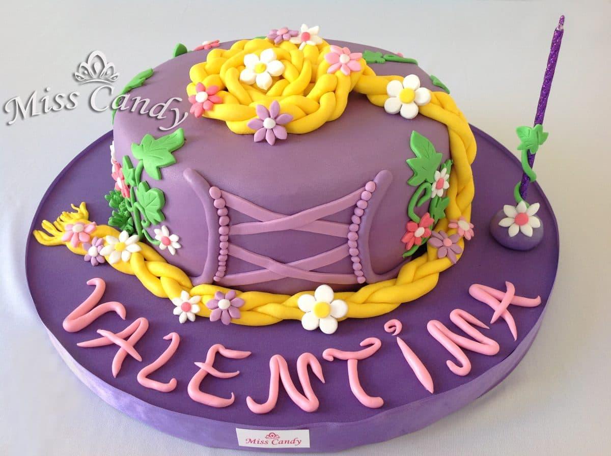 Princesa 19 | Imágenes de Torta de Princesas - Cod:PRC19