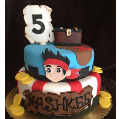 Tortas de Piratas | Tortas de Piratas para Fiestas Infantiles - Whatsapp: 980-660044