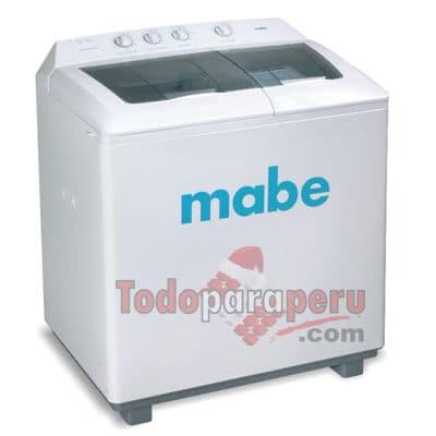 Lavadora Mabe - Cod:QAJ02