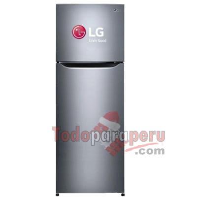 Refrigeradora LG - Codigo:QAL06 - Detalles:  General ColorINOX Dimensiones (Alt x Anch x Prof)166.5x55.5x62cm Garant�a12 meses Patas ajustablesFrontal Voltaje220v / 60ghz  Almacenamiento Capacidad254 L N� de anaqueles02 congelador N� de anaqueles04 conservador N� de bandejas03 conservador N� de bandejas01 congeladora N� de cajones para verduras01  Conveniencia Puerta02 Tipo de iluminaci�nLED  Refrigeraci�n Control de humedad en cajonesSi Control de temperaturaMecanico / digital Ice MakerSi  - - Para mayores informes llamenos al Telf: 225-5120 o 980-660044.