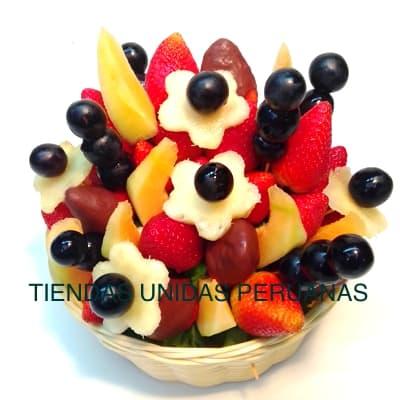Canastas de frutas para regalar - Cod:QFP01