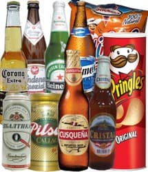 Cervezas Nacionales e importadas - Cod:REG04