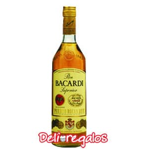 Ron Bacardi Superior - Cod:RON03