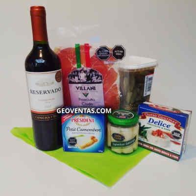 Regalos con Vinos | Regalos para Caballeros | Regalos con Licores - Cod:SCL09