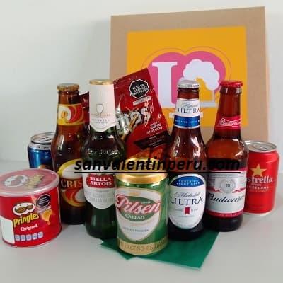 Pack Cervezas Preimum | Cerveza Delivery - Cod:SCM04