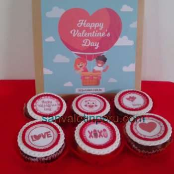 Cupcakes 8 de MArzo | Claudia Cupcakes - Cod:SCM05