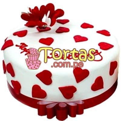 I-quiero.com - Torta Mama 12 - Codigo:DMA12 - Detalles: Deliciosa torta de 10x10cm, keke De Vainilla ba�ado con manjar blanco y decorado totalmente con fina masa elastica segun imagen - - Para mayores informes llamenos al Telf: 225-5120 o 476-0753.
