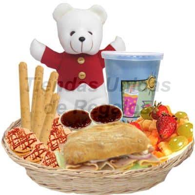 Desayunos San Valentin - Cod:SDV07