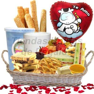 Dia de la Mujer Desayunos | Regalos 8 de Marzo  - Cod:DMJ17