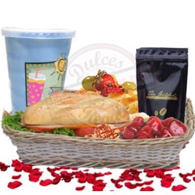 Lonche Gourmet - ENC30 Informes: 980-660044