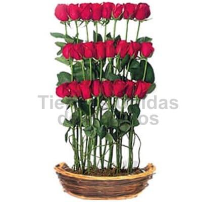 Rosas para Secretaria | Flores para Secretarias  - Cod:SET05