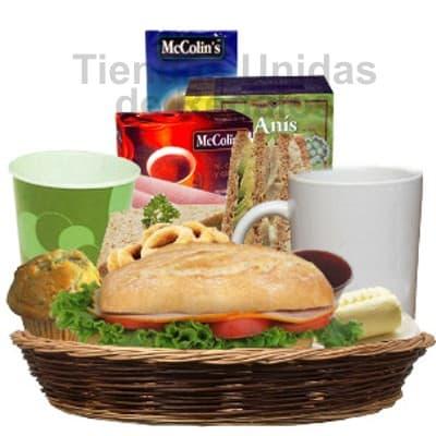 Desayuno para el 26 e Abril - Cod:SET16