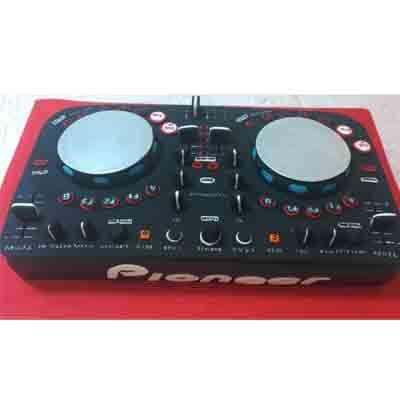 Torta para DJ - Cod:SGG07