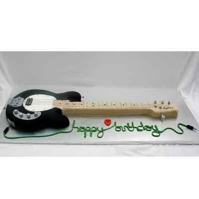 Tortas de cumpleaños para Cantantes - Cod:SGG15