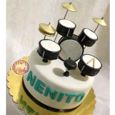 Torta Cantante  - Cod:SGG19