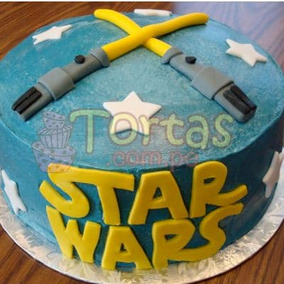 Star Wars Torta - Cod:STW07