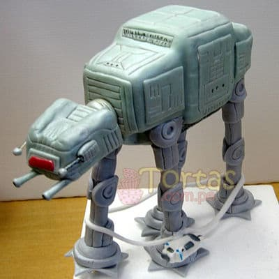 Torta Dromedario Imperial  | Tortas Stars Wars - Cod:STW12