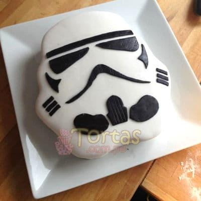 Torta Stormtrooper - Whatsapp: 980-660044