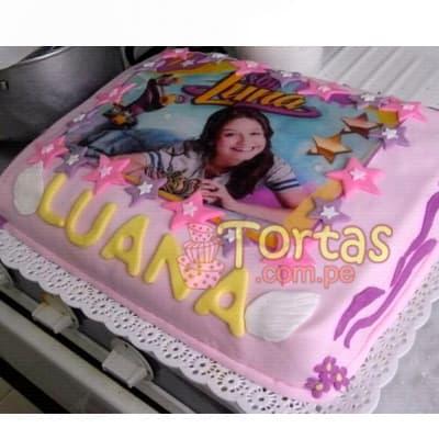 Foto Torta Soy Luna | Tortas De Soy Luna - Whatsapp: 980-660044