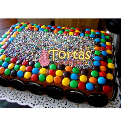 Torta Do�a Pepa- Whatsapp: 980-660044