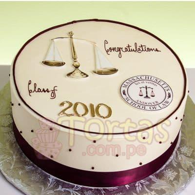 Torta de tematica de Abogado  | Tortas abogados - Whatsapp: 980-660044
