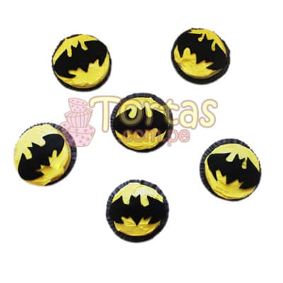 Muffins Batman 03 - Whatsapp: 980-660044