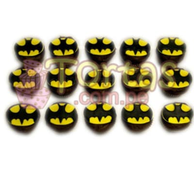 Muffins Batman 10 - Whatsapp: 980-660044