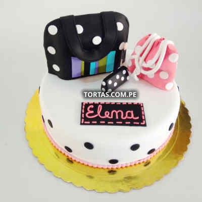 Torta de Cartera | Pastel en forma de cartera - Cod:TCM07