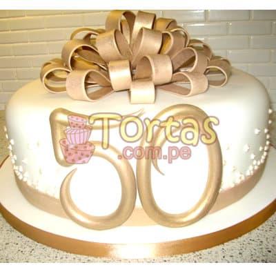 Tortas | Torta para Aniversario - Cod:ENP12