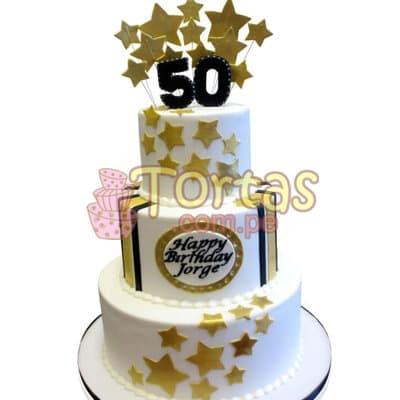 Torta Aniversario - Whatsapp: 980-660044