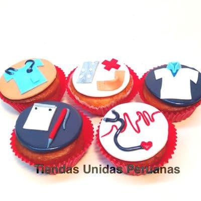 Cupcakes para Medicos | Cupcakes de Doctores - Whatsapp: 980-660044
