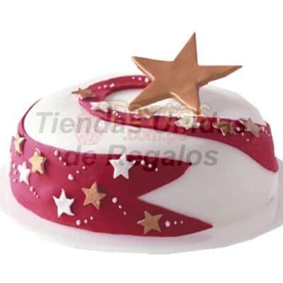 Torta Estrella de navidad | Regalos de Navidad para sorprender - Cod:TNA18