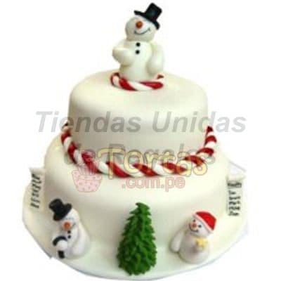 Torta de Navidad Especial  | Regalos de Navidad para sorprender - Cod:TNA19