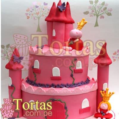 Tortas peppa pig | Torta con tema de Peppa Pig - Whatsapp: 980-660044