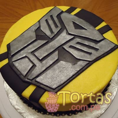 Torta Bumblebee - Cod:TRF05