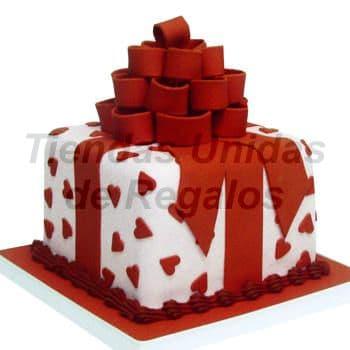 Torta Especial | Torta caja de regalo | Gift cake | Cake | Desserts - Cod:TRR02