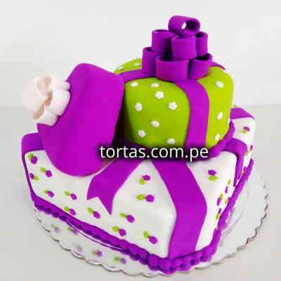 Torta Especial 03 - Cod:TRR03