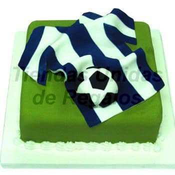 Torta Equipo de Football - Whatsapp: 980-660044