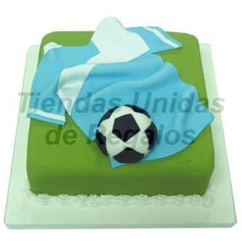 Torta Sporting Cristal - Cod:WFU06