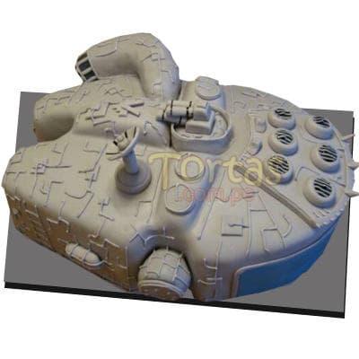 Torta Halcon Milenario - Cod:TRR41