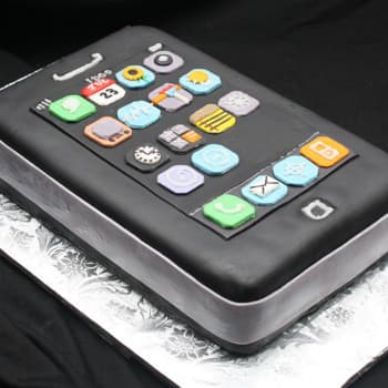 Torta Iphone - Cod:TRR44