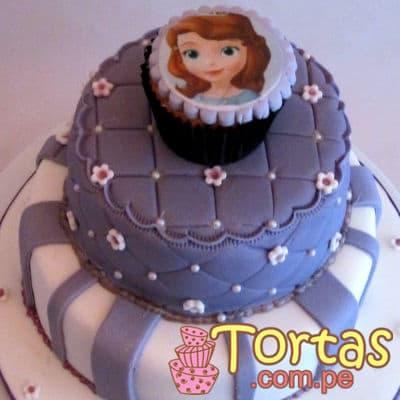 Torta tematica Princesa Sofia | Princesa Sofia Cakes - Whatsapp: 980-660044