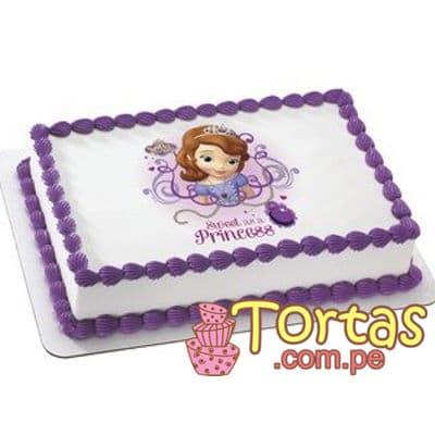 Foto-Torta Princesa Sofia | Princesa Sofia Cakes - Whatsapp: 980-660044