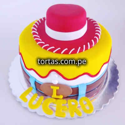 Torta Toy Story Yesi - Whatsapp: 980-660044