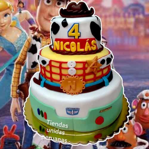 Torta Toy Story 06 - Cod:TST12