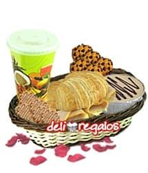 Desayuno por Valentin | Regalos para San Valentín | Regalos San Valentin - Cod:VLN01