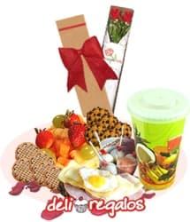 Desayuno para el 14 de Febrero - Whatsapp: 980-660044