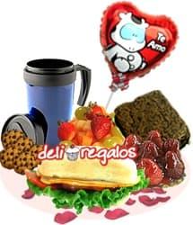 Desayuno para este 14 de Febrero | Regalos para San Valentín | Regalos San Valentin - Cod:VLN05