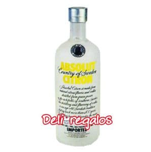Absolut Vodka Limon | Licores a Domicilio | Vodka Delivery | Vodka - Cod:VOD01